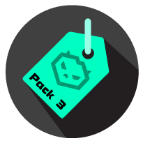 Pack 3 Icon