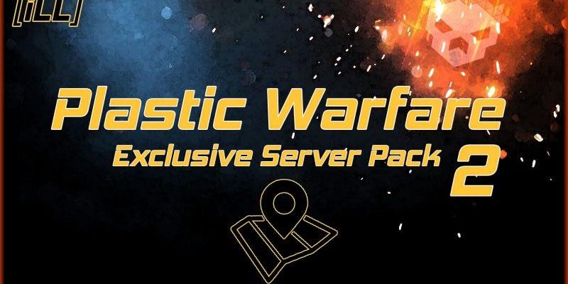 Plastic Warfare Modern pack 2